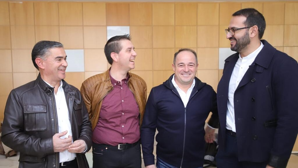 """Sergio Gutiérrez: """"García-Page es el presidente de la estabilidad, la certidumbre, y la solidaridad frente al mismo PP de los recortes de Cospedal"""""""