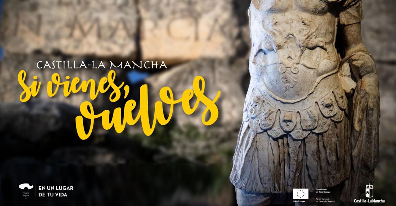 El Gobierno regional lanza la campaña de promoción de turismo de Castilla-La Mancha en grandes centros comerciales del país