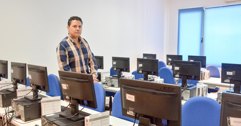 El CLIPE estrena aula homologada de formación para cursos y talleres que contribuyan a mejorar la empleabilidad en Tomelloso