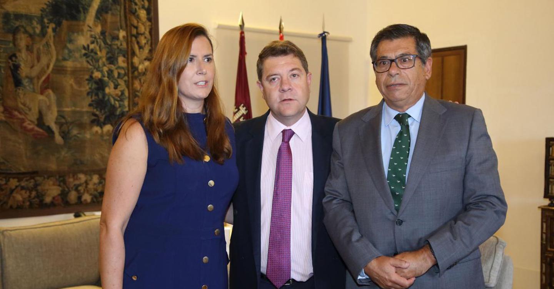 """El Gobierno regional colaborará para que la CHT acometa """"lo antes posible"""" los proyectos de actuaciones """"ya elaborados"""" para dar una solución al arroyo de Cebolla"""
