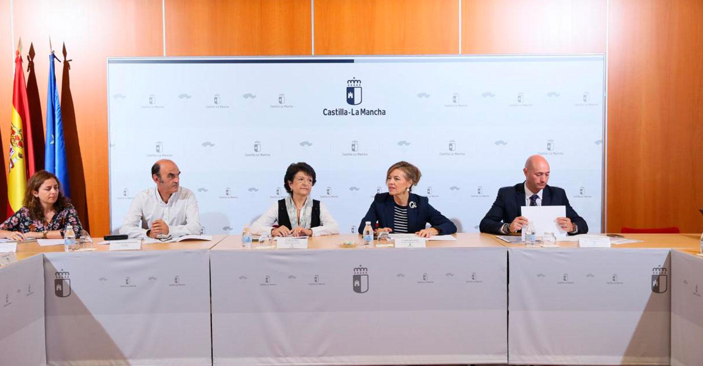 El Gobierno de Castilla-La Mancha convoca la I Reunión de Coordinación de Políticas en Materia de Pobreza Infantil