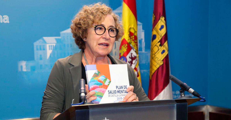 """El Gobierno de Castilla-La Mancha califica el Plan de Salud Mental como un documento """"fundamental"""" en la atención a las personas con sufrimiento psíquico"""