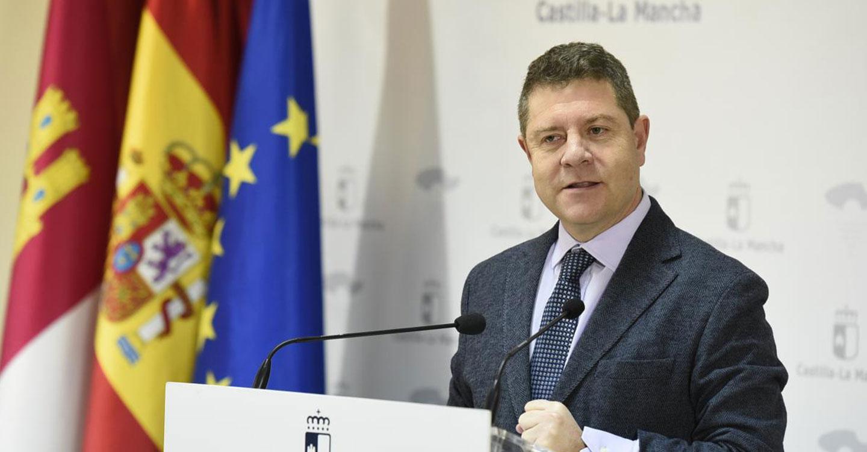 El presidente García-Page anuncia el pago de 267 millones de euros de anticipo de la PAC a 100.000 agricultores y ganaderos de la región