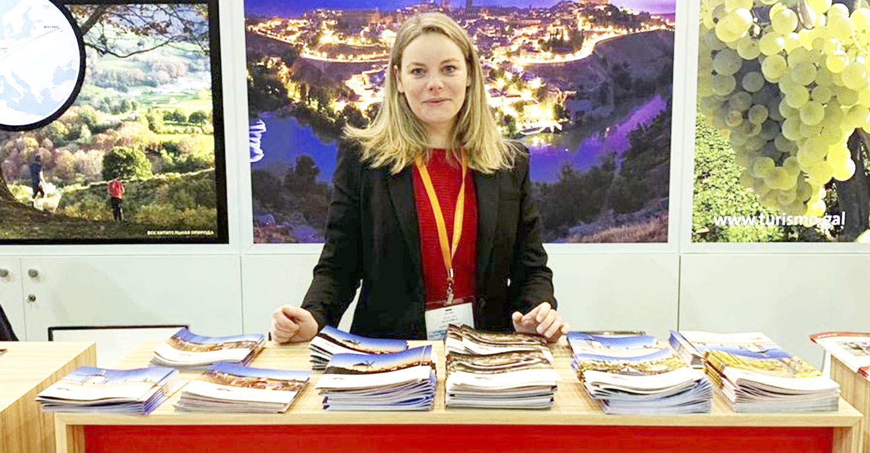 Castilla-La Mancha participa en la Feria Internacional de Turismo MITT de Moscú