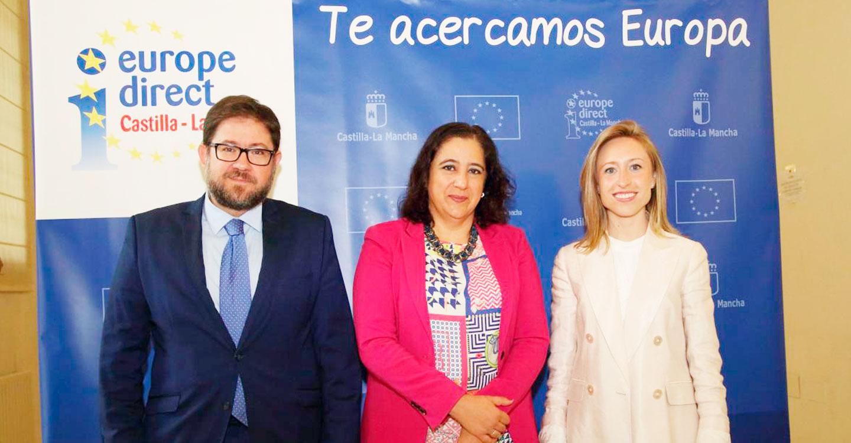 El Gobierno regional celebrará antes de finalizar el año un diálogo ciudadano con representantes europeos