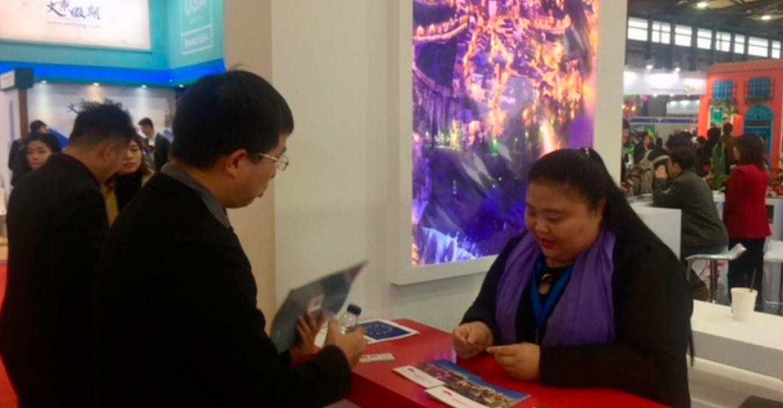 Castilla-La Mancha presenta sus atractivos turísticos en la Feria Internacional de Turismo CITM de Shanghai