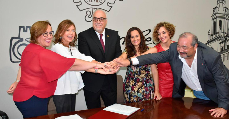 La residencia 'Los Jardines' de Manzanares duplicará el número de plazas gracias al acuerdo entre el Gobierno regional y el Ayuntamiento
