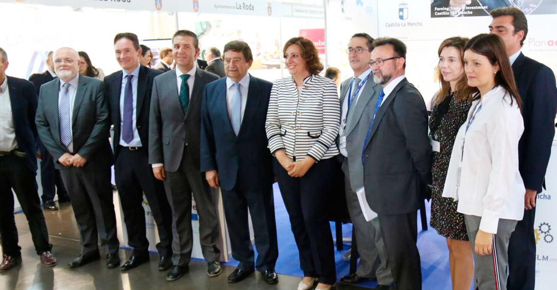 IMEX Castilla-La Mancha cierra su tercera edición con la visita de cerca de 1.300 profesionales del sector
