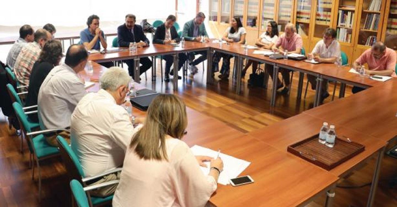 El Gobierno regional realiza un plan de acción sobre cambio climático y salud