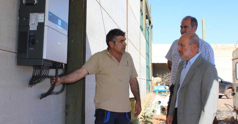 Castilla -La Mancha afianza su compromiso con las energías renovables a través del plan de autoconsumo eléctrico