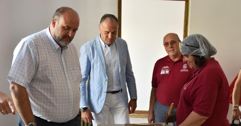 El Gobierno de Castilla-La Mancha ha destinado más de 200 millones de euros a políticas activas de empleo en esta legislatura