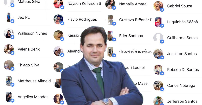 Juventudes Socialistas denuncia la compra de perfiles falsos en las redes sociales de Paco Núñez