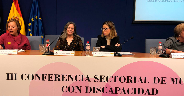 El Gobierno regional destaca la necesidad de imbricar las políticas de discapacidad con las de igualdad incluyendo el enfoque feminista
