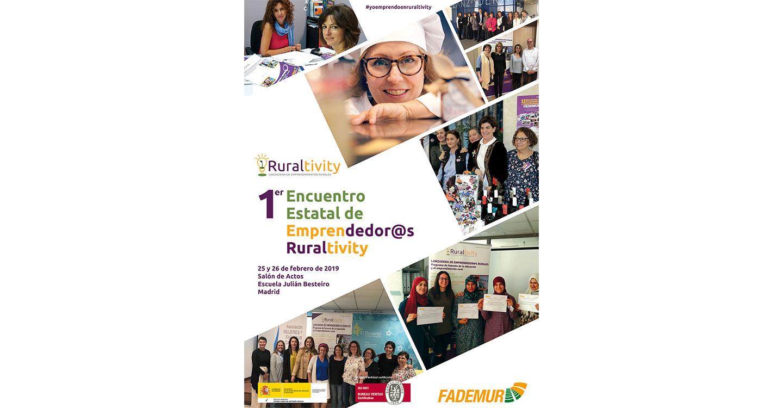 120 emprendedores rurales se reúnen en Madrid en torno al proyecto Ruraltivity