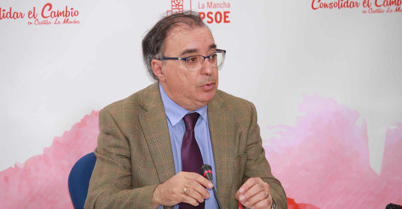 El PSOE pone en valor el nuevo plan de empleo de la Junta y tacha de insolidaria a la Diputación de Cuenca por no sumarse al mismo