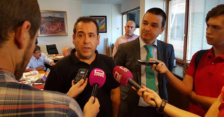 Izquierda Unida Castilla-La Mancha pide que se recoja el derecho humano al agua en el futuro Pacto Regional por el Agua.