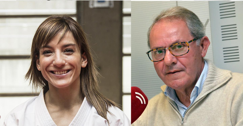 José Ángel de la Casa y Sandra Sánchez serán distinguidos con la Medalla de Oro en el Día de Castilla -La Mancha