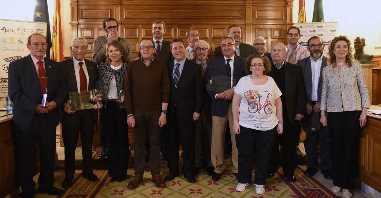 El presidente García-Page valora el carácter pionero a nivel europeo de la Ley Regional de Protección y Apoyo para Personas con Discapacidad