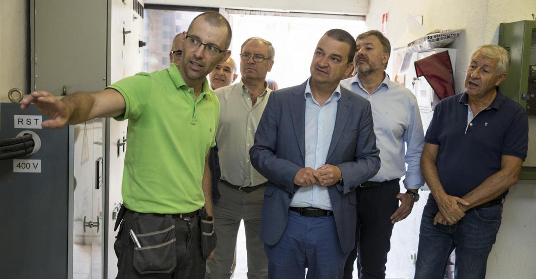 El Plan de Sostenibilidad del Gobierno regional fomenta el uso de las energías limpias, la eficiencia energética y la movilidad sostenible