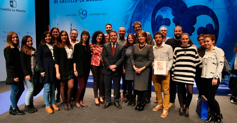El Gobierno de Castilla-La Mancha entregará los Reconocimientos a la Iniciativa Social el próximo 30 de noviembre