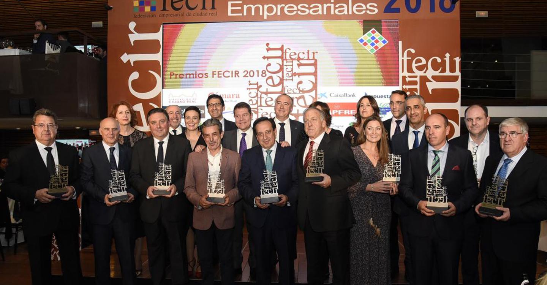 """García-Page valora el """"cambio de mentalidad"""" experimentado por el empresariado y el incremento de la actividad exportadora"""