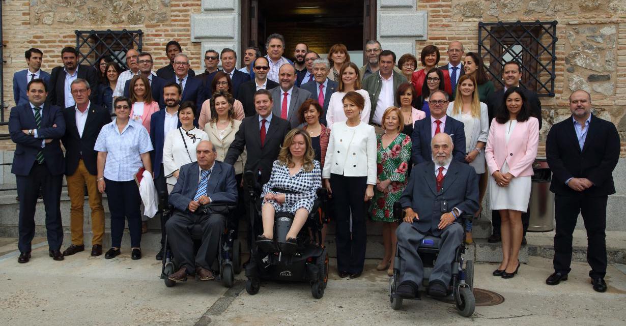 Castilla -La Mancha aprueba la Ley de Protección y Apoyo Garantizado para Personas con Discapacidad
