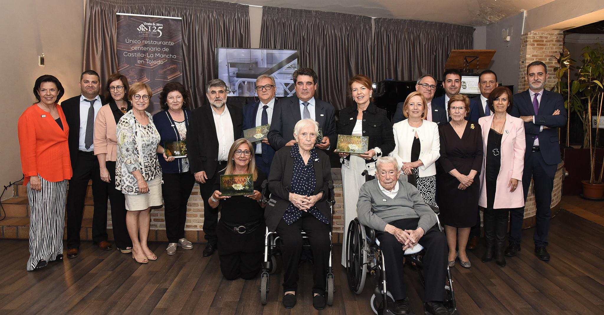 El Gobierno de Castilla-La Mancha felicita a ARTECAM en su XXV Aniversario