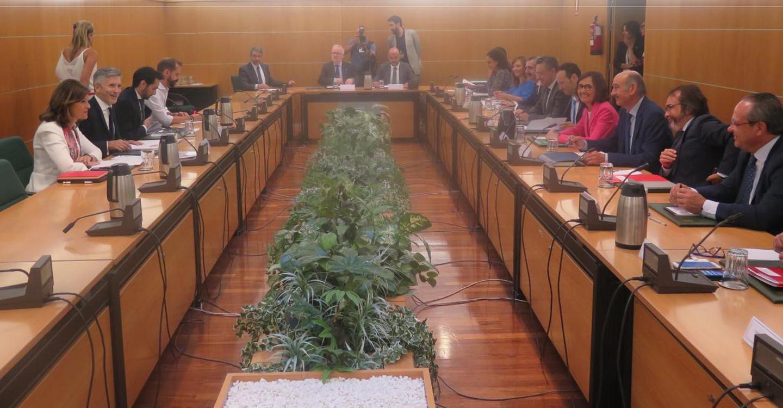 Castilla-La Mancha se coordina con el Ministerio del Interior en asuntos como la amenaza terrorista o la violencia de género