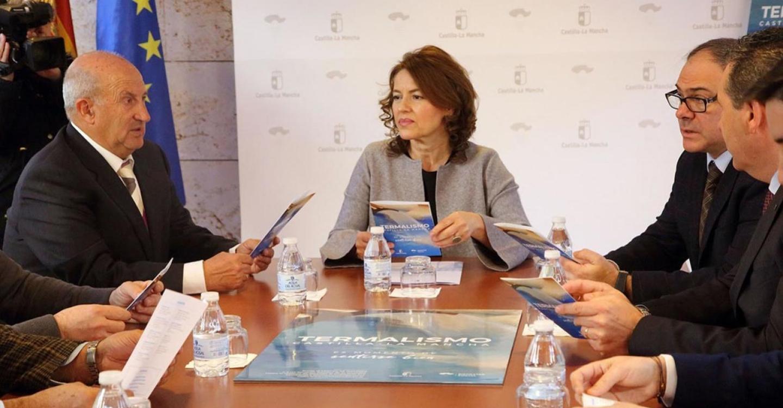 El 31 de agosto finaliza el plazo para participar en el último turno del programa de Termalismo Social del Gobierno de Castilla-La Mancha