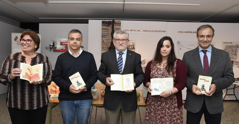 El libro '40º aniversario de la Constitución Española 1978-2018' llegará a todos los centros educativos y, posiblemente, a los espacios culturales