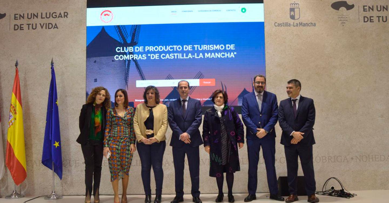 El Gobierno de Castilla-La Mancha pone en marcha el 'Club Producto Turismo de compras' con 50 empresas adheridas