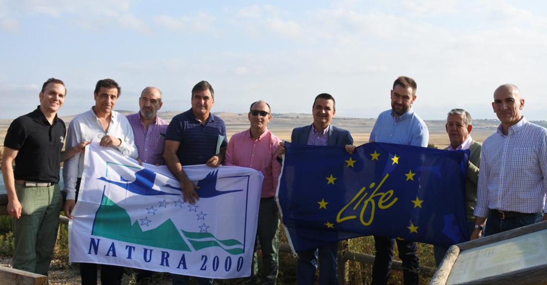 El Gobierno de Castilla-La Mancha ha iniciado ya los trabajos para comprar la Laguna de El Hito y proceder a su protección y conservación