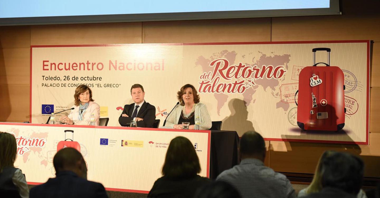 El Gobierno de Castilla-La Mancha dará continuidad a una tercera convocatoria del Plan de Retorno del Talento en el mes de diciembre