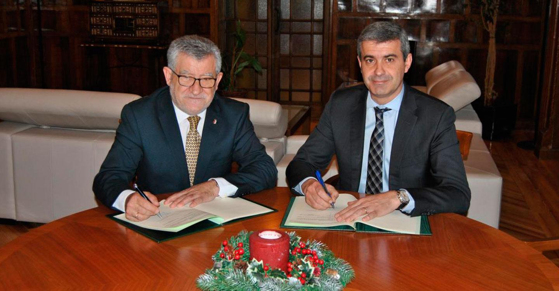 El Gobierno regional agradece a la Diputación de Toledo la cesión de ocho vehículos inactivos para prácticas de mecánica de alumnado de FP