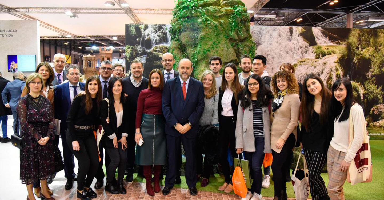 El Gobierno regional presenta la web 'Viajar por Castilla-La Mancha' con rutas inspiradoras para conocer y recorrer parajes de Castilla-La Macha