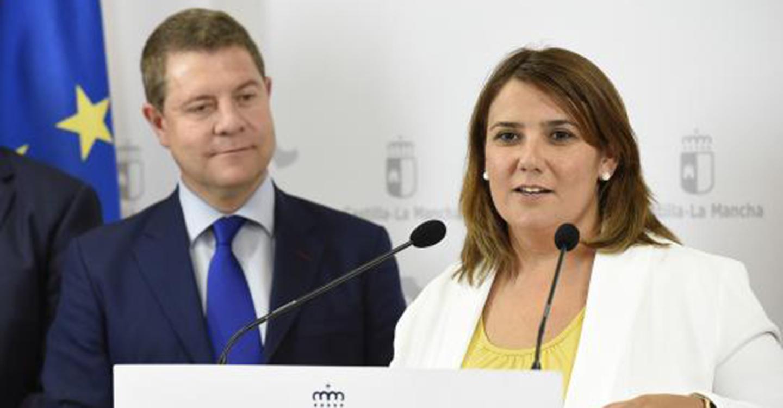 """Agustina García Élez, ha aseverado que """"el Gobierno regional ha desplegado tres veces más antenas de 3G y 4G en esta legislatura que durante toda la pasada"""""""