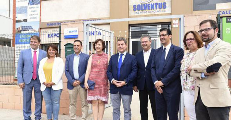 """La conexión digital """"cien por cien"""" en toda Castilla -La Mancha será """"uno de los grandes retos"""" de la próxima legislatura"""