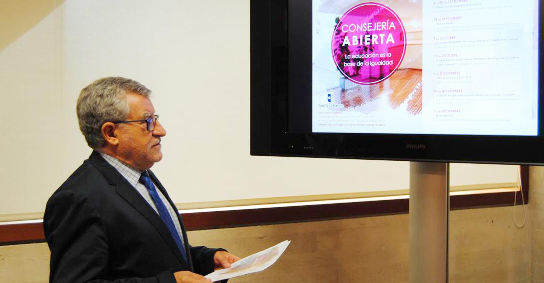 'Consejería Abierta' celebra el aniversario de la Constitución con una exposición y un encuentro para reflexionar sobre la democracia en España