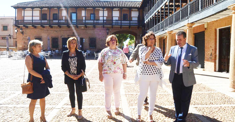 Castilla-La Mancha es una de las comunidades autónomas con mejor evolución de pernoctaciones de extranjeros en turismo rural de todo el país