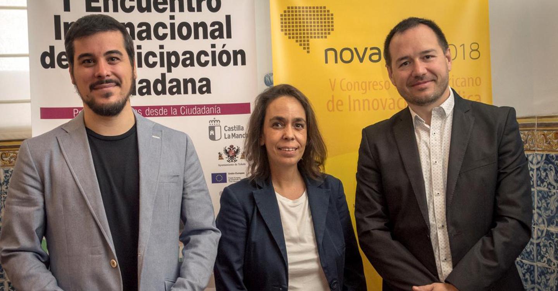 El director general de Participación Ciudadana invita a participar en el primer encuentro internacional que se celebrará en Toledo