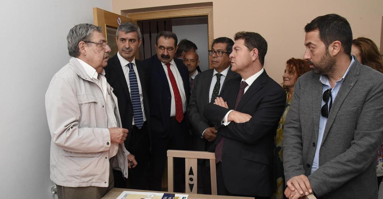 El Gobierno de Castilla-La Mancha continúa aumentando los dispositivos para atender a personas con enfermedad mental