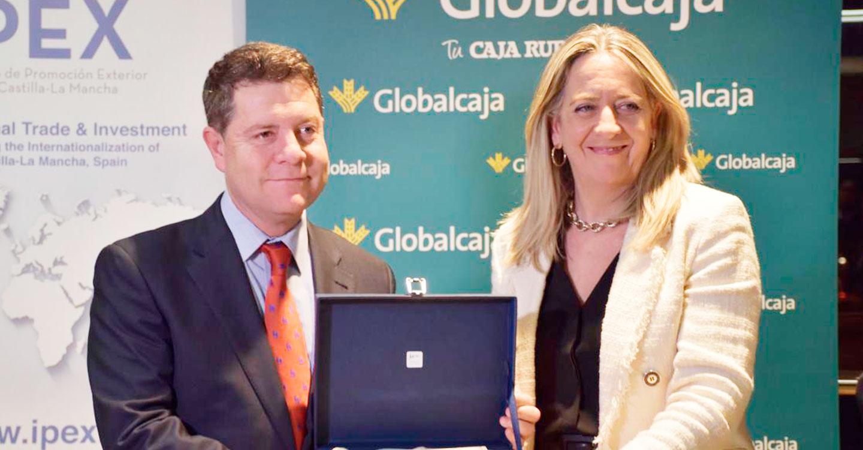 """García-Page destaca que el sector del vino, generador de 3.000 empleos en la región, es """"el que mejor y de manera más participada"""" distribuye la riqueza"""
