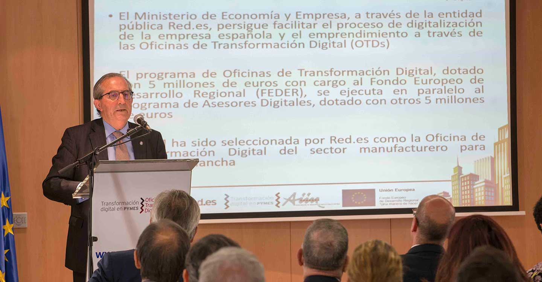 """Francisco Cal: """"La digitalización no es una opción, es una obligación"""""""