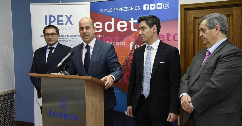 Castilla-La Mancha cuenta con más de 5.100 empresas exportadoras y se sitúa en su cifra más alta de empresas con negocio en el exterior