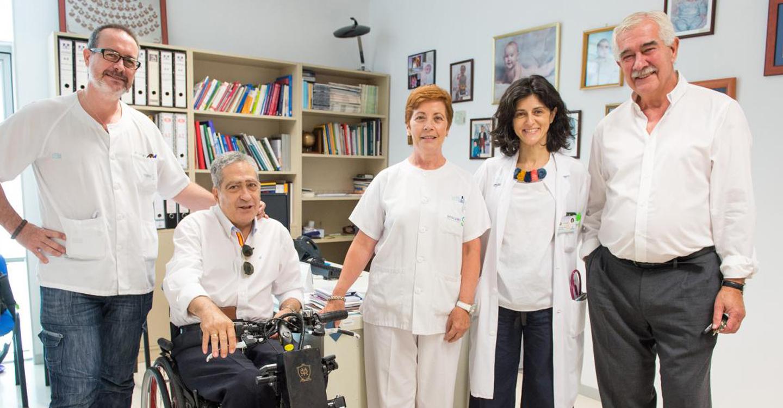 La Unidad de Sexualidad y Reproducción Asistida del Hospital de Parapléjicos, protagonista de la nueva edición de la revista Infomédula