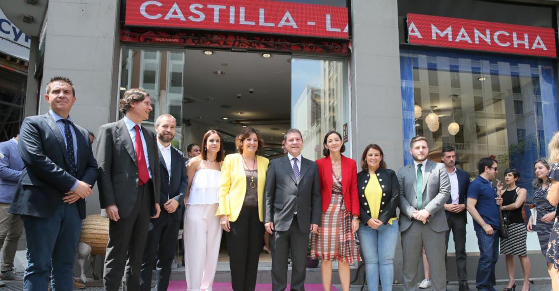 Castilla-La Mancha inicia una embajada comercial en China en los próximos días para promocionar la región como destino turístico