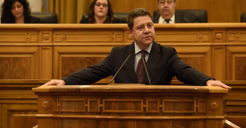 García-Page presenta una región que crece y crea más empleo que la media, y lo hace para reconstruir el Estado del Bienestar