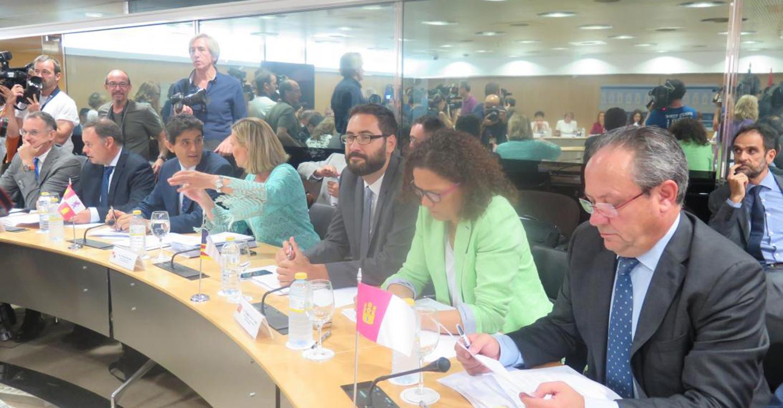"""El Gobierno regional pide """"cordura y sensatez"""" a PP y Podemos para que cambien su sentido de voto y apoyen los nuevos objetivos de déficit para 2019"""