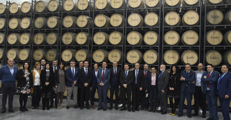 El sector del vino de Castilla-La Mancha bate de nuevo su récord en facturación de exportaciones alcanzando ya los 720 millones de euros