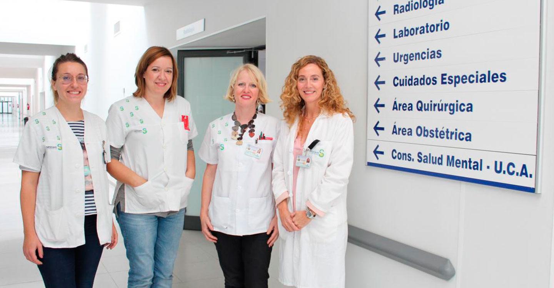 La Unidad de Conductas Adictivas realiza casi 5.000 atenciones durante su primer año ubicada en el Hospital General de Almansa